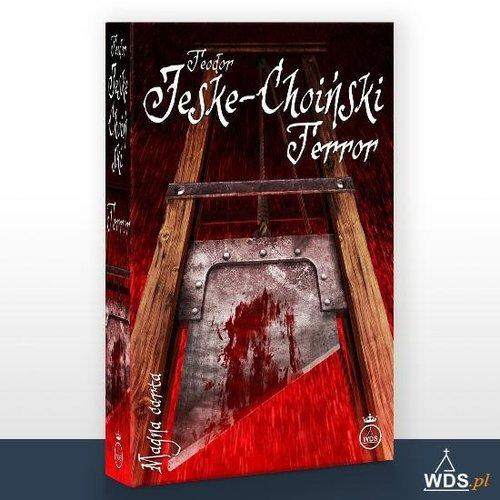 Magna carta. Terror - okładka książki