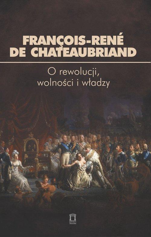 O rewolucji wolności i władzy - okładka książki