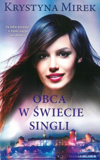 Obca w świecie singli - okładka książki
