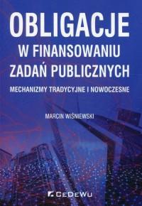 Obligacje w finansowaniu zadań - okładka książki