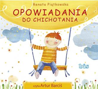 Opowiadania do chichotania - pudełko audiobooku