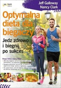 Optymalna dieta dla biegaczy. Jedz - okładka książki