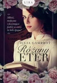 Różany eter - okładka książki