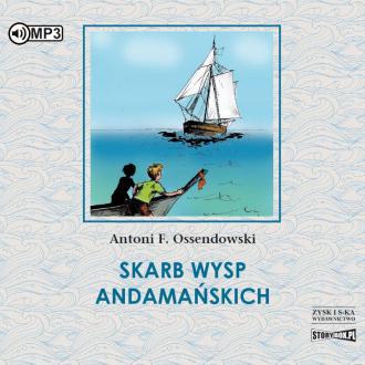 Skarb Wysp Andamańskich - pudełko audiobooku