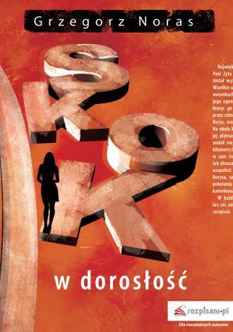 Skok w dorosłość - okładka książki
