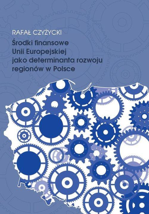 Środki finansowe Unii Europejskiej - okładka książki