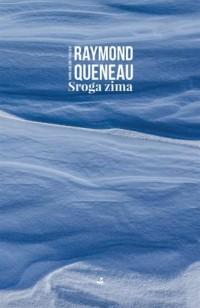 Sroga zima - okładka książki