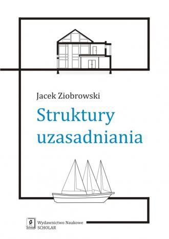 Struktury uzasadniania - okładka książki