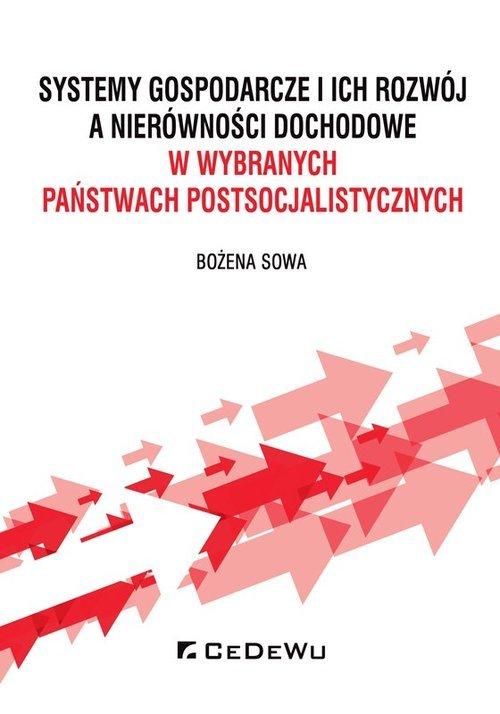 Systemy gospodarcze i ich rozwój - okładka książki