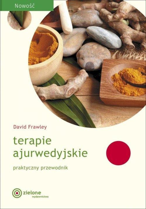 Terapie ajurwedyjskie. Praktyczny - okładka książki