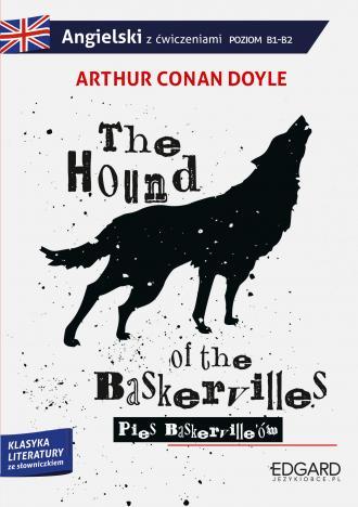 The Hound of the Baskervilles/Pies - okładka książki