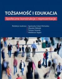 Tożsamość i edukacja. Społeczne - okładka książki