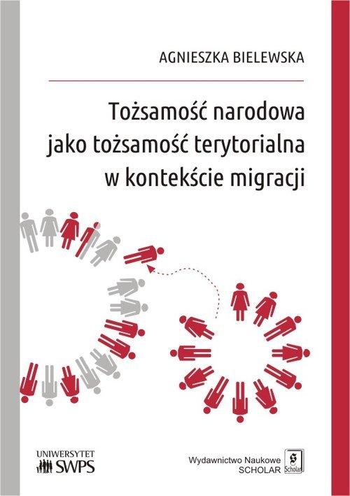 Tożsamość narodowa jako tożsamość - okładka książki