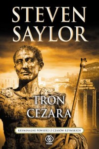 Tron Cezara - okładka książki