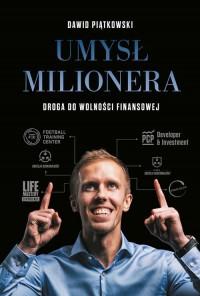 Umysł milionera. Droga do wolności - okładka książki