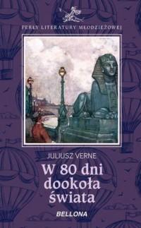 W 80 dni dookoła świata - okładka książki