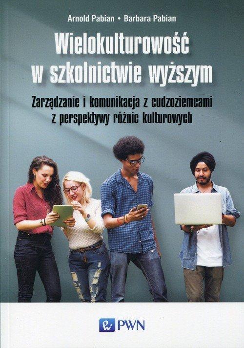 Wielokulturowość w szkolnictwie - okładka książki