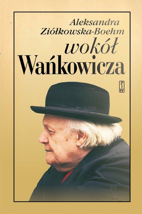 Wokół Wańkowicza - okładka książki