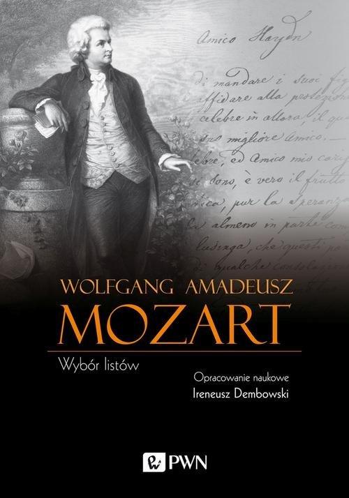 Wolfgang Amadeusz Mozart. Wybór - okładka książki