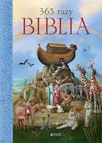 365 razy Biblia - okładka książki