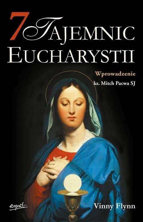 7 tajemnic Eucharystii - okładka książki