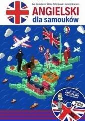 Angielski dla samouków (+ CD) - okładka podręcznika