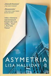 Asymetria - okładka książki