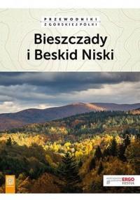 Bieszczady i Beskid Niski. Przewodniki - okładka książki