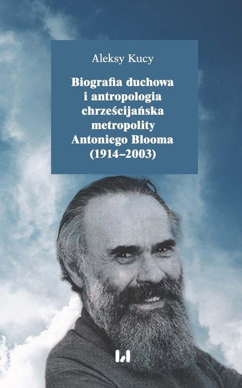 Biografia duchowa i antropologia - okładka książki