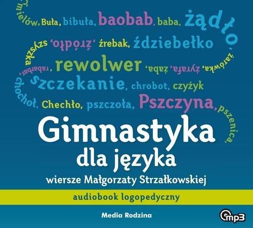 Gimnastyka dla języka (CD m3 - - okładka książki