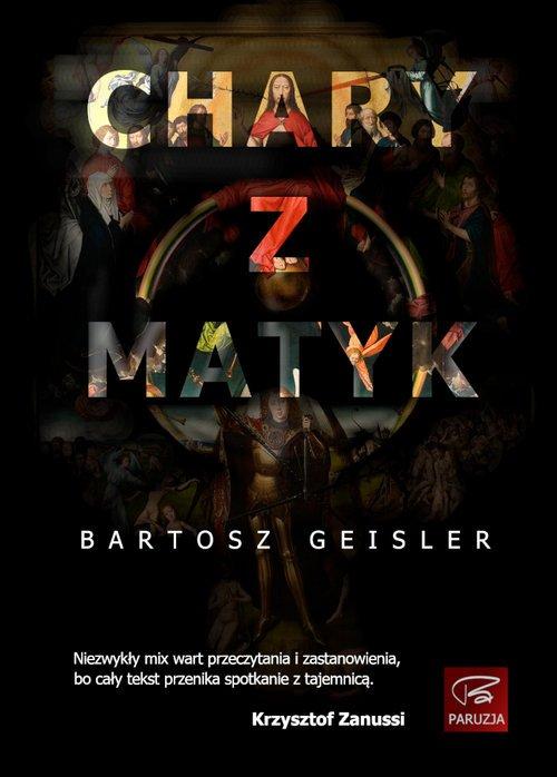 Charyzmatyk - okładka książki