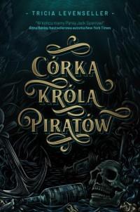 Córka Króla Piratów - okładka książki