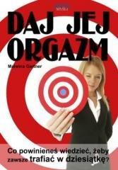 Daj jej orgazm - okładka książki