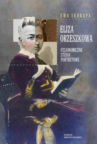 Eliza Orzeszkowa. Fizjonomiczne - okładka książki