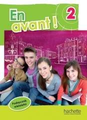 En avant! 2 podręcznik wieloletni - okładka podręcznika