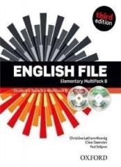 English File 3E Elementary MultiPack - okładka podręcznika