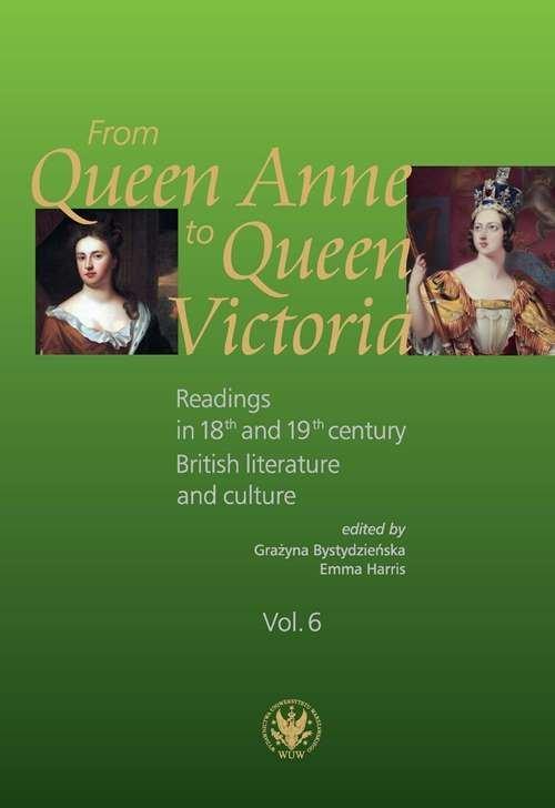 From Queen Anne to Queen Victoria. - okładka książki
