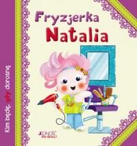 Fryzjerka Natalia - okładka książki