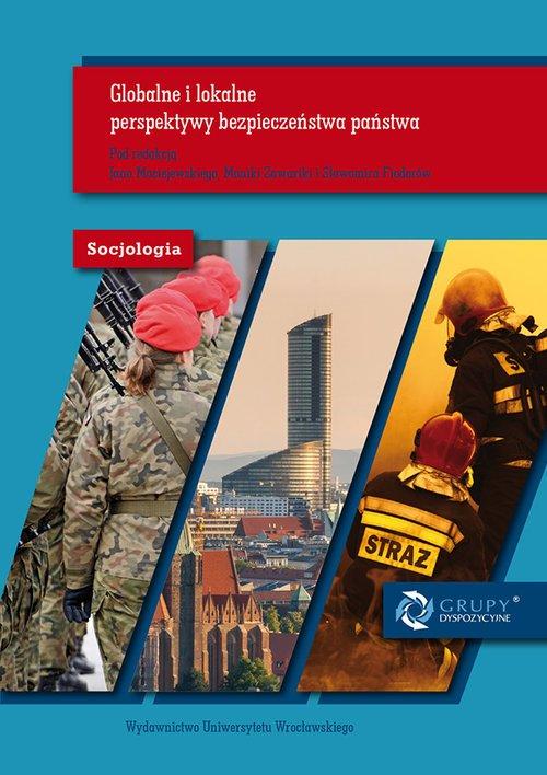Globalne i lokalne perspektywy - okładka książki