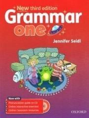 Grammar One Student s Book with - okładka podręcznika