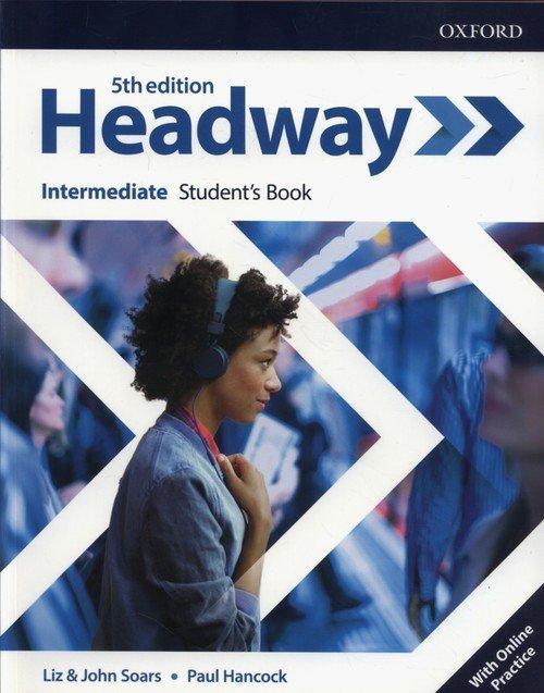 Headway 5E Intermediate SB + online - okładka podręcznika