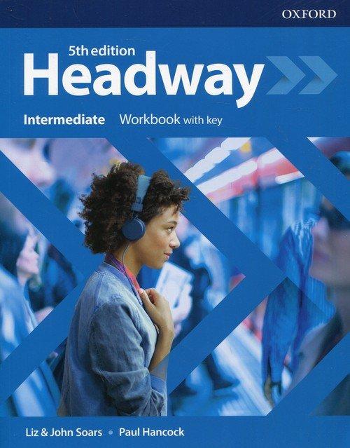 Headway 5E Intermediate WB + key - okładka podręcznika