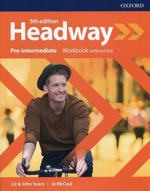 Headway Pre-Intermediate Workbook - okładka podręcznika