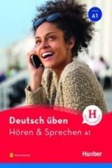 Horen and Sprechen A1 HUEBER - okładka podręcznika