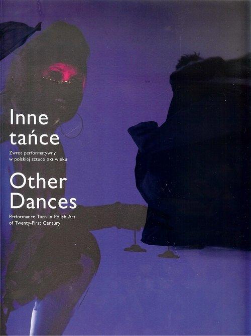 Inne tańce. Zwrot performatywny - okładka książki