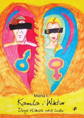 Kamila i Wiktor. Dwoje bliskich - okładka książki