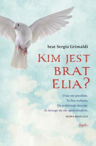 Kim jest brat Elia? - okładka książki