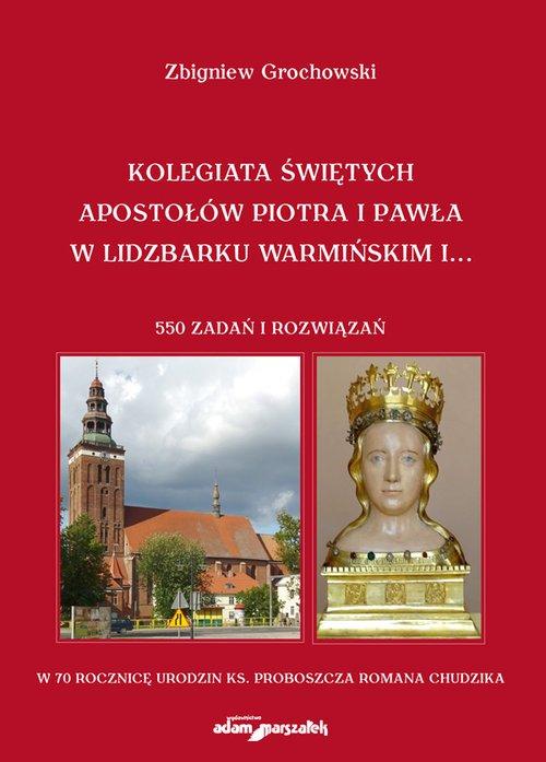 Kolegiata Świętych Apostołów Piotra - okładka książki