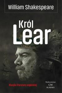 Król Lear - okładka książki