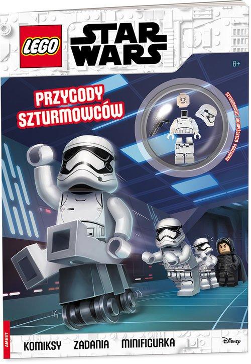 LEGO. Star Wars. Przygody szturmowców - okładka książki